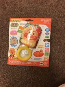 赤ちゃん泣き止むおもちゃ。